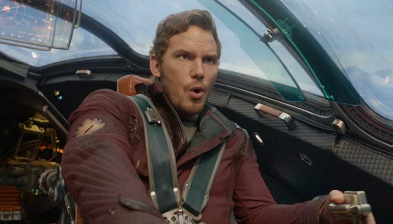 Chris Pratt has some thoughts on Guardians of the Galaxy Vol. 3.