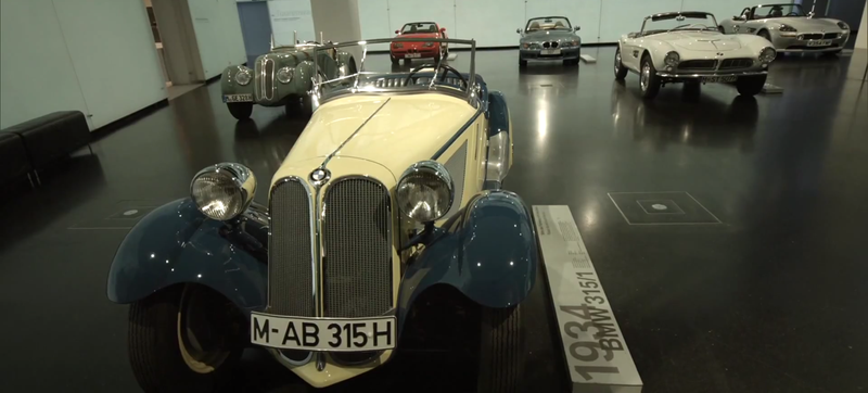 Illustration for article titled Kill Your Afternoon With This Video Tour Of The BMW Museum