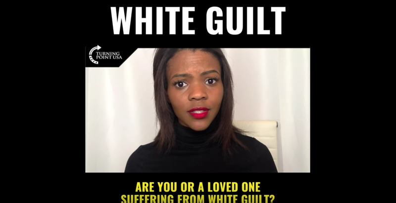 Illustration for article titled Candace Owens, Who Thinks Racism Is All in the Past, Got Paid After Suing Over Racist Attacks