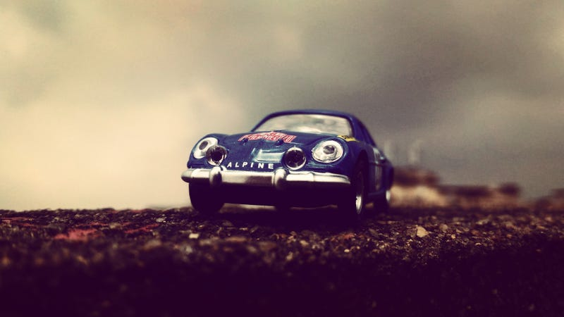 Illustration for article titled Renault Alpine A110-50 Rallye Monte Carlo