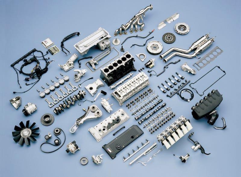 Illustration for article titled New BMW Z4 Marks End For 6-Cylinder M3 Engine