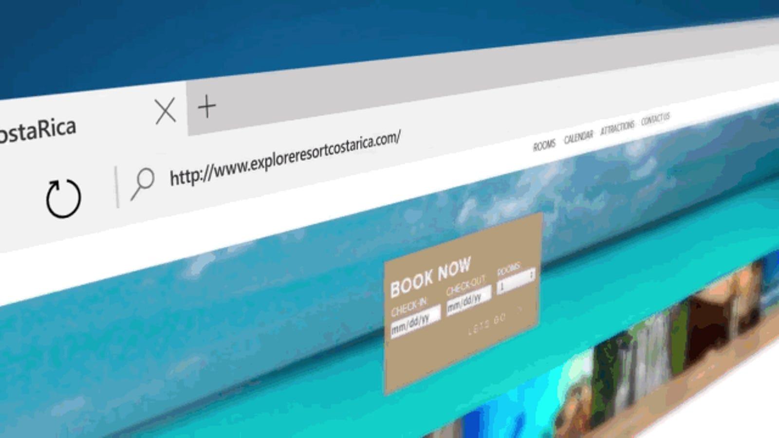 Microsoft Edge será el sucesor de Internet Explorer