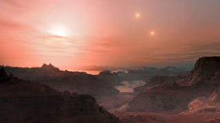 Illustration for article titled 4.5 Billion Potentially Habitable Planets May Orbit Red Dwarfs In Our Galaxy
