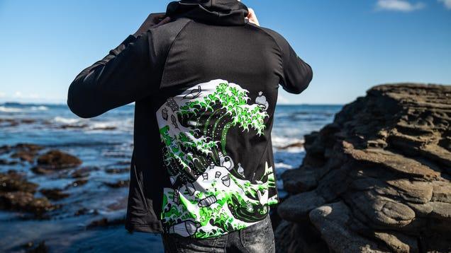 Razer s New Clothing Line Looks Like Trash