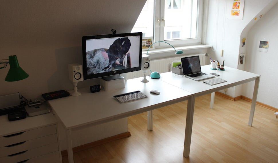 The Complete Guide to Choosing or Building the Perfect Standing Desk