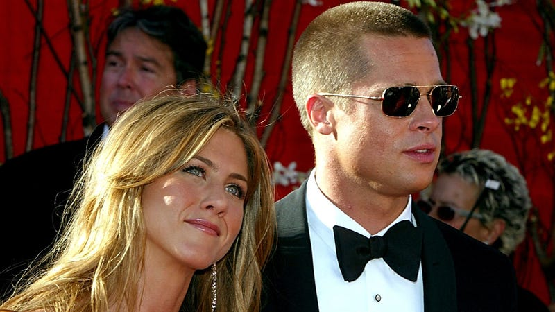 Illustration for article titled Brad Pitt Was at Jennifer Aniston's Birthday Party, Along With the Rest of Hollywood