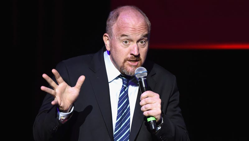 Illustration for article titled Louis C.K. Fan Disappointed At Lack Of Psychosexual Power Games In New Material