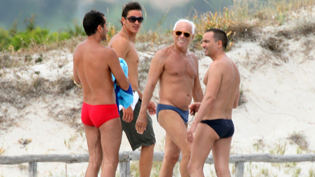 gay beaches australia