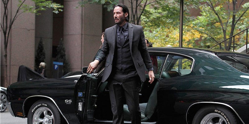 John Wick Chapter 2 Is A Very Pretty Way To Watch A Lot