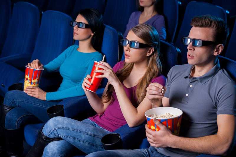 Illustration for article titled Watching Movies Together Might Synchronize Brain Activity