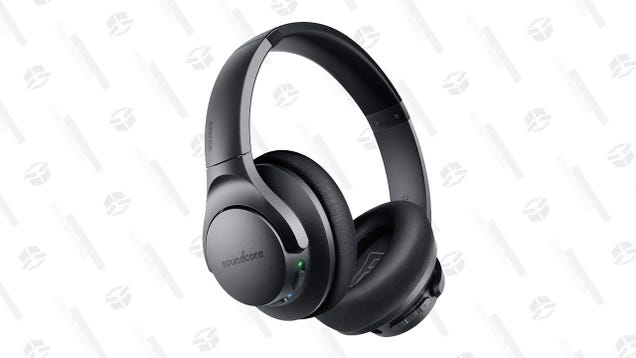 Anker s Impressive Noise Canceling Headphones Are Down to a Low $40