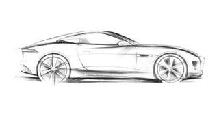 Illustration for article titled Jaguar C-X16: A conceptually hot pussycat