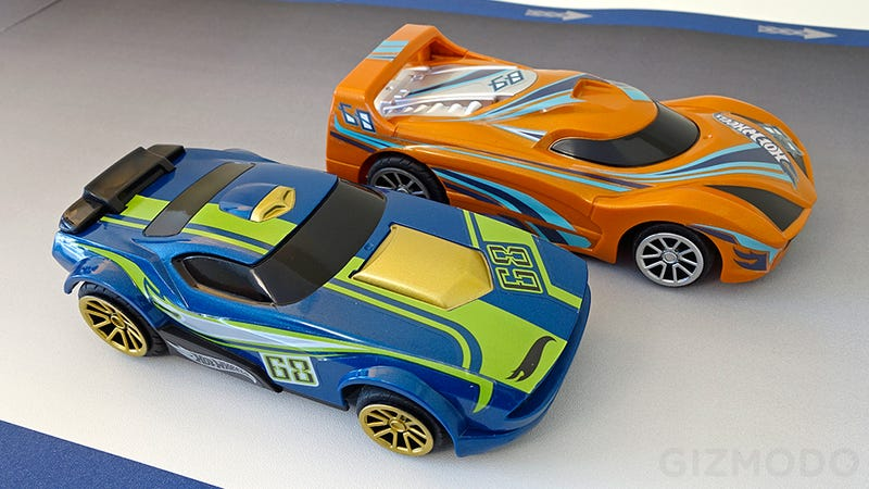 Illustration for article titled Hot Wheels' New RC Cars Have Minds of Their Own