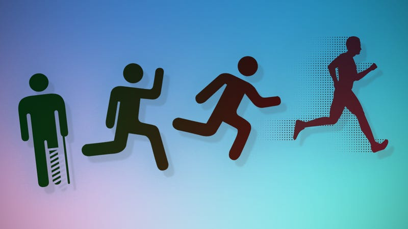 Illustration for article titled How to Return to Running After an Injury