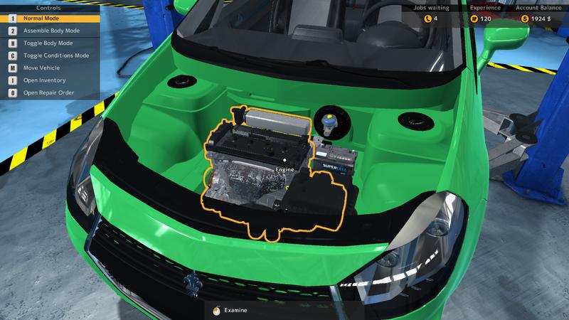 Illustration for article titled I got Mechanic Simulator 2015