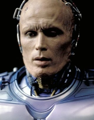 Illustration for article titled Sorry, Aronofsky: Peter Weller Says There'll Only Ever Be One Great RoboCop