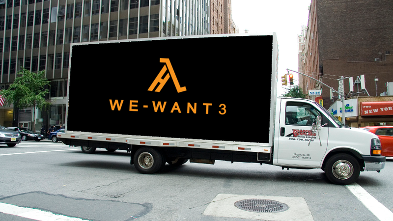 Illustration for article titled Ad Agency's Half-Life 3 Campaign Is A Terrible Idea
