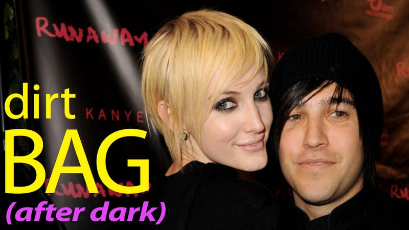 Illustration for article titled Ashlee Simpson Files For Divorce From Pete Wentz