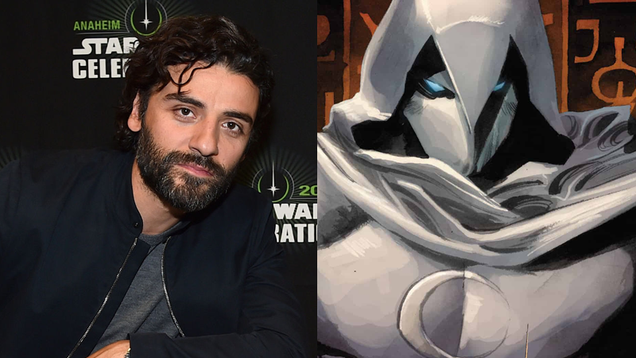 Oscar Isaac May Be Marvel s Moon Knight