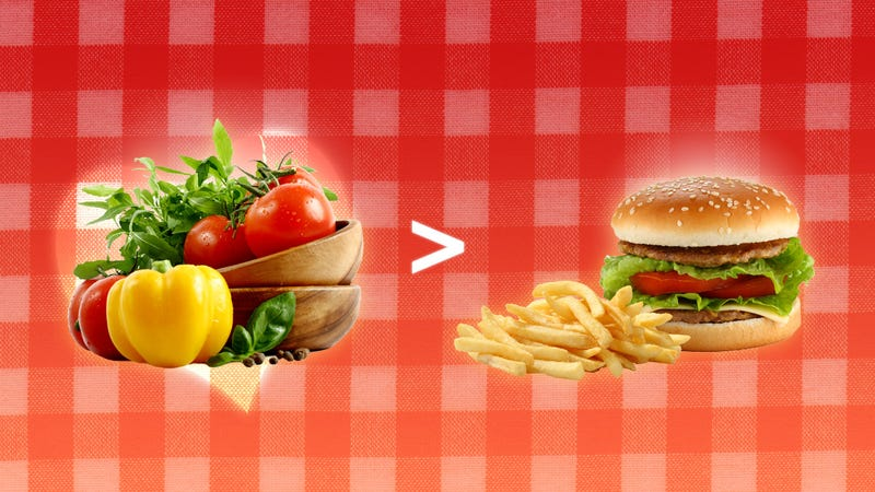How to learn to love healthy food even if youre a picky eater ccuart Gallery