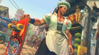 Illustration for article titled Super Street Fighter IV's Yun And Yang Also Delivering To Consoles?