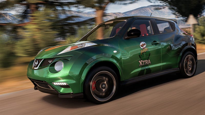 Illustration for article titled Does anyone have this Juke in FH2?