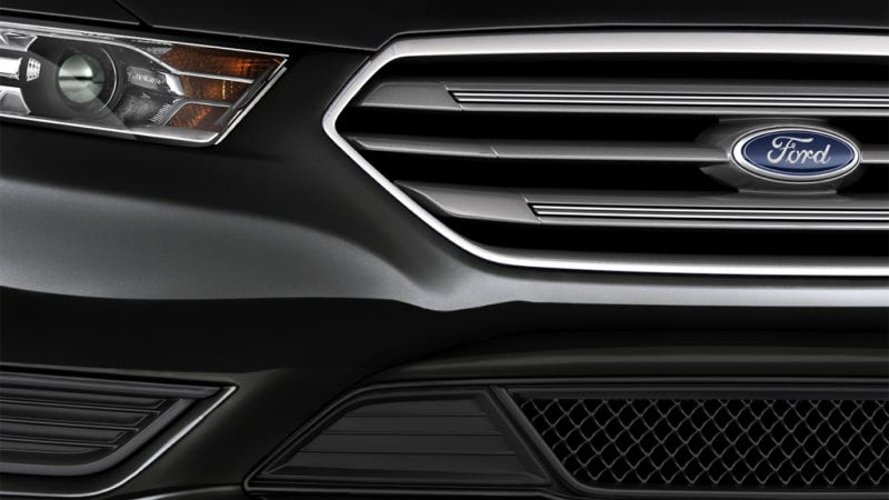 Illustration for article titled New Ford Special Service Police Sedan With 2.0-Liter EcoBoost Expected To Achieve Best-In-Class Fuel Efficiency