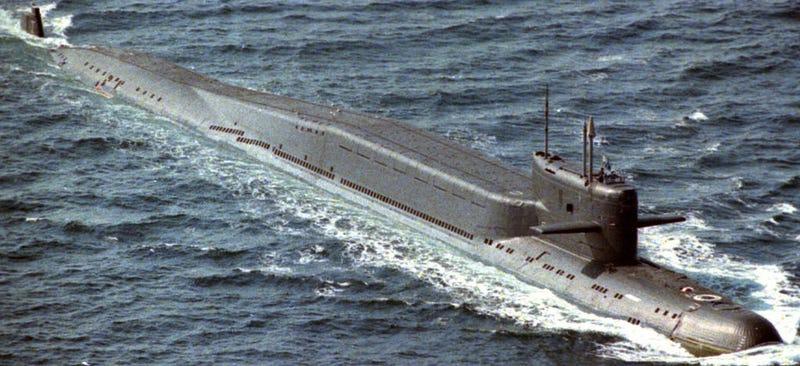Illustration for article titled SOSUS: The US Navy's Long-Range Undersea Ears for Spotting Soviet Subs