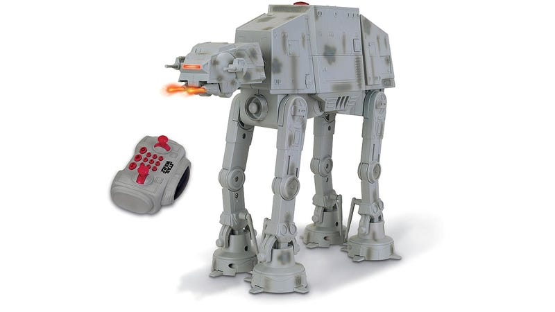 A Remote Control Walking AT-AT Is the Perfect Zero