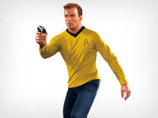Illustration for article titled Get 47% off Life-Size Wall Decals (Star Trek, Comics, Characters, & More)