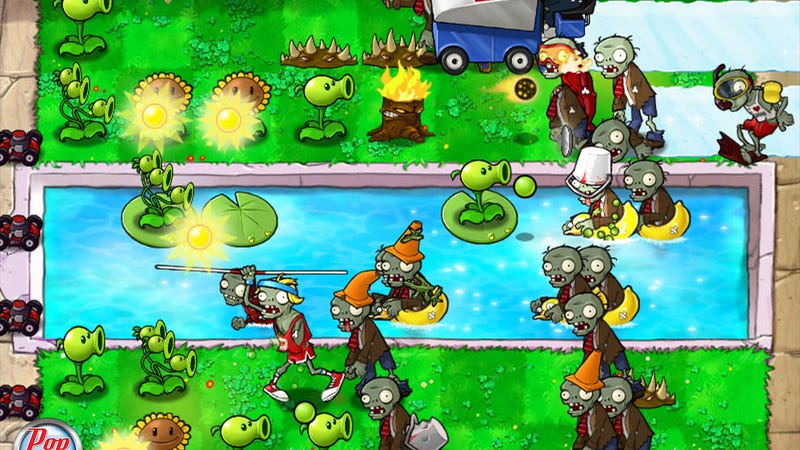 Widespread Rumor About Ea Firing Plants Vs Zombies Creator
