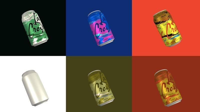 A sampling of Onion Inc. staffers' LaCroix creations (MyLaCroix.com)