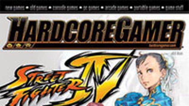 Hardcore Gamer Mag 14
