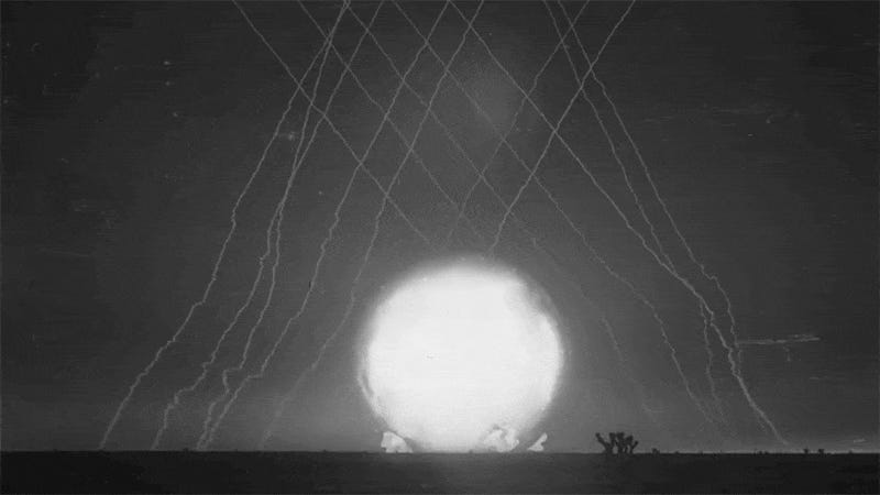 62 Rare Nuclear Test Films Have Been Declassified and Uploaded to YouTube