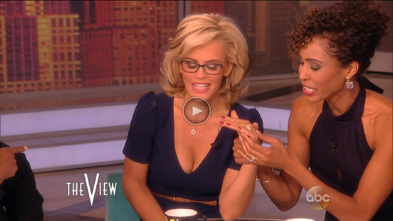 Illustration for article titled Noted Anti-Vaxxer Jenny McCarthy Is Engaged to Donnie Wahlberg
