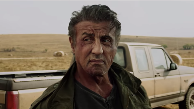 Boom goes the dynamite in the latest Rambo: Last Blood teaser