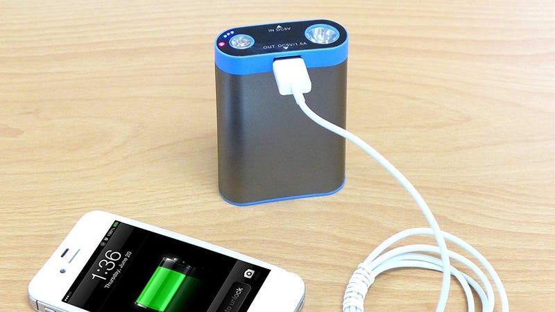 EnergyFlux Enduro USB Hand Warmer | $27 | Amazon | Clip the 10% coupon