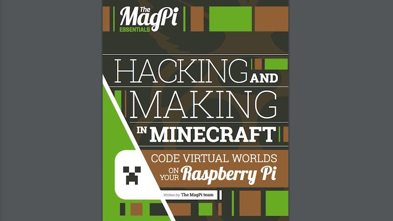 Illustration for article titled Learn Coding Skills for the Raspberry Pi and Minecraft With This Free Book