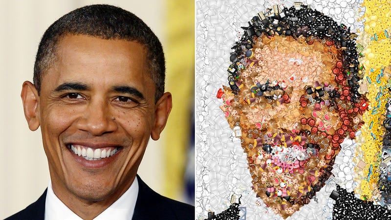 Illustration for article titled This Addictive Tool Creates Emoji Mosaics of Any Photo