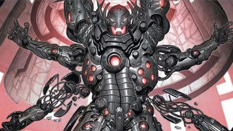 Illustration for article titled Joss Whedon: No, You Don't Need Hank Pym to Have Ultron