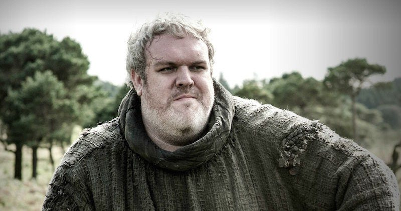 Illustration for article titled The Many Ways Game of Thrones Tried to Make Hodor's Name Work Around the World