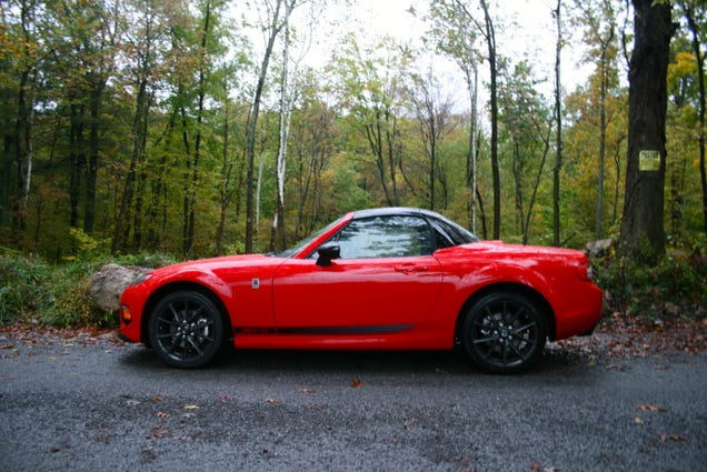 2014 Mazda Mx 5 Miata Club Edition The Jalopnik Review