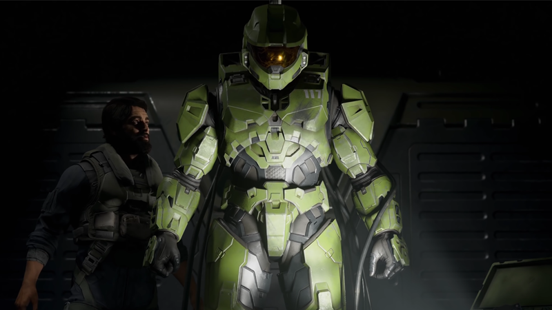 The Master Chief awakens for another fight in the recent E3 trailer for the next game in the franchise, Halo: Infinite.