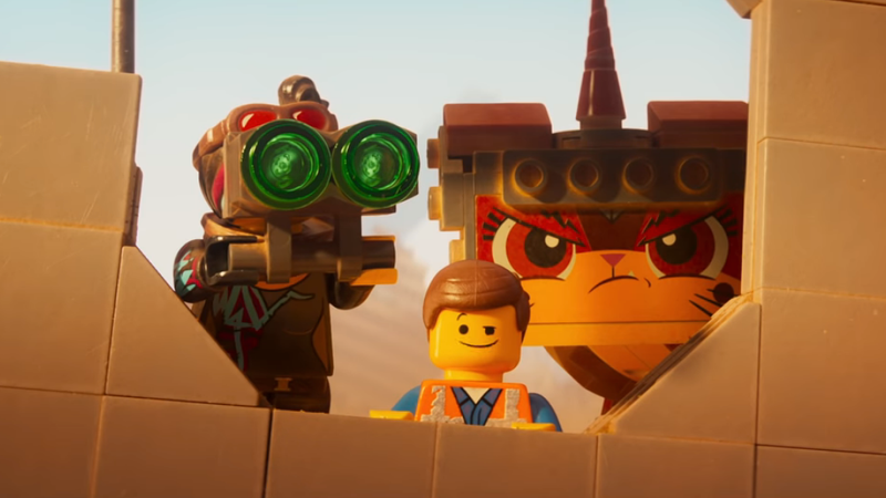 Illustration for article titled Chicago, get your brick on with The Lego Movie 2: The Second Part early and for free