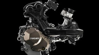 Illustration for article titled Ducati's Variable Valve Timing Kicks Motorcyles Into The Modern Era
