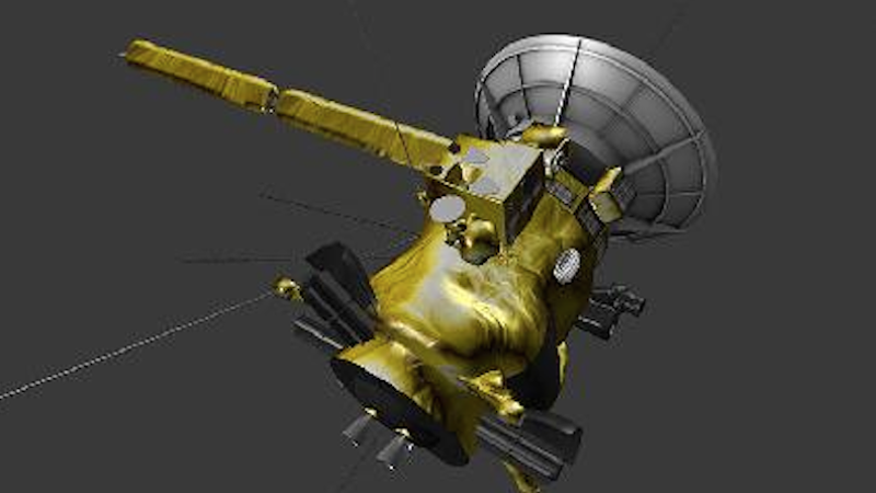 nasa has released printable 3d models of spacecraft and