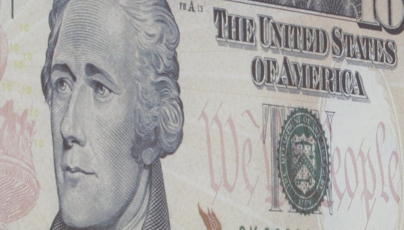 Illustration for article titled The Treasury Wants Hamilton Fans to Know They're Gonna Love the New Ten-Dollar Bill