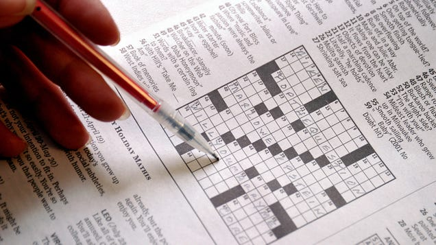 We re Living in the Golden Age of Crossword Puzzles