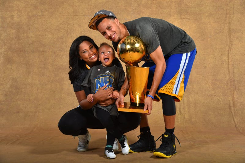 Illustration for article titled Riley Curry Is Maybe An Emoji