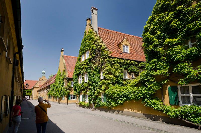 Illustration for article titled En este barrio de Alemania los alquileres no han subido de precio desde 1520: 88 céntimos de euro... al año